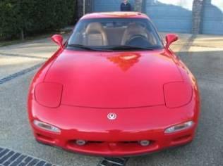 Mazda RX7 FD3S 7k 03