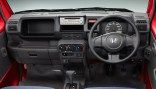 Honda T360 Spirit Color - Flame Red & Black 05