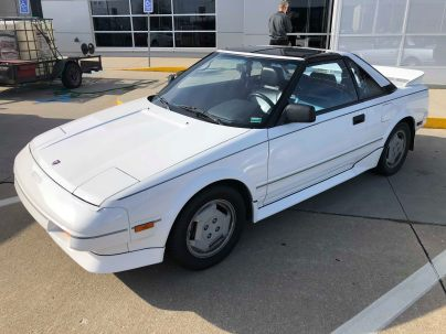 Coad Toyota MR2 AW11 collection trade-in 08