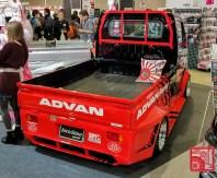 195GC Tokyo Auto Salon 2019 Suzuki Carry pickup Advan bosozoku 03