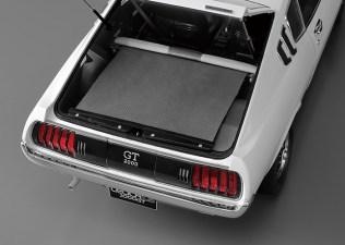 Hachette Toyota Celica Liftback 2000GT model kit cargo cover