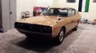 Kuwait Nissan Skyline KGC110 Kenmeri restoration after