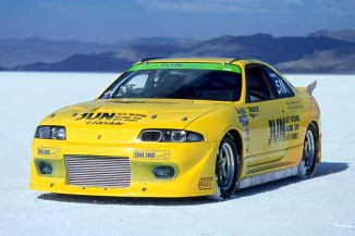 JUN Hyper Lemon R33 Nissan Skyline GTR 01