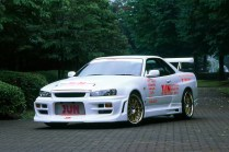 JUN R34 Nissan Skyline GTR 01