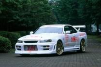 JUN R34 Nissan Skyline GTR 01