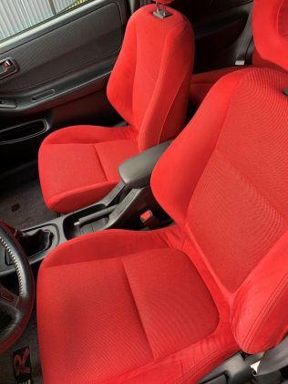 Acura Integra TypeR barn find sealed 04