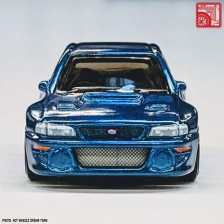 Hot Wheels Subaru Impreza 22B STi 03