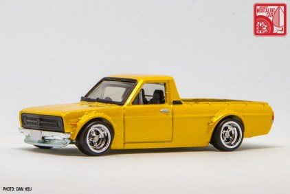 Hot Wheels Datsun Sunny Truck B120 Japan Historics prototype 3482