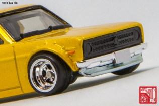 Hot Wheels Datsun Sunny Truck B120 Japan Historics prototype 3483
