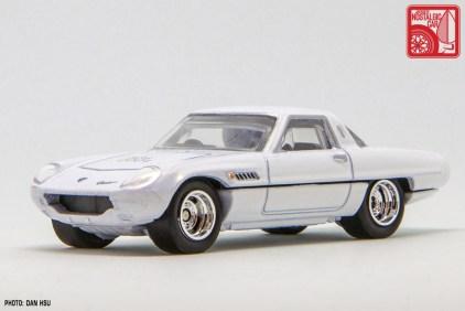 Hot Wheels Mazda Cosmo Sport 110S L10B Japan Historics prototype 3600