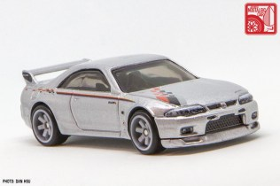 Hot Wheels Nissan Skyline GTR R33 Nismo prototype 3735