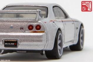 Hot Wheels Nissan Skyline GTR R33 Nismo prototype 3747