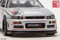 Hot Wheels Nissan Skyline GTR R34 Nismo prototype 3775