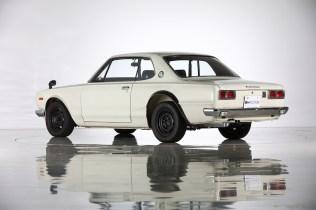 Nissan Skyline GTR KPGC10 BHauction2020-TokyoTerrada white 02