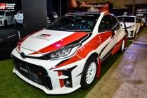 Toyota Gazoo Racing Yaris Rally Concept TAS2020