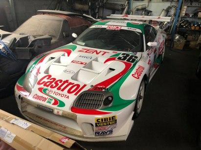 Castrol TOM's Toyotoa Supra A80 JGTC No36 restore02