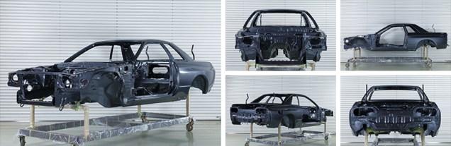 NissanSkylineGTR-R32-NISMORestoredCar 24a paint