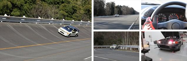 NissanSkylineGTR-R32-NISMORestoredCar 45a test drive