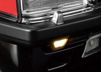 Hachette NissanSkylineR30-SeibuKeisatsu 01 side light