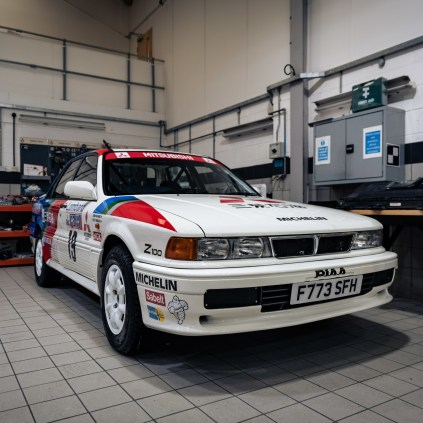 1989 Mitsubishi Galant Rally-01