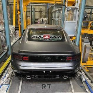Nissan 400Z production leak 2