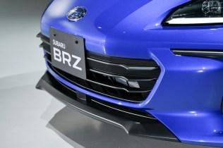 SubaruBRZ 2022 grille
