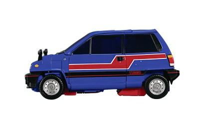 Transformers Masterpiece MP53 Skids Honda City 03