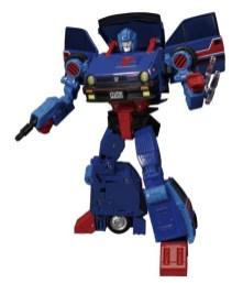 Transformers Masterpiece MP53 Skids Honda City 06