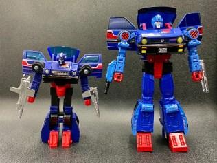 Transformers Masterpiece MP53 Skids Honda City 07