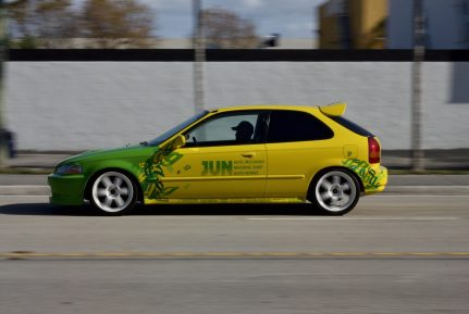 JUN-Modified 1996 Honda Civic Hatchback (1)