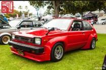 256-8186 Toyota Starlet KP61