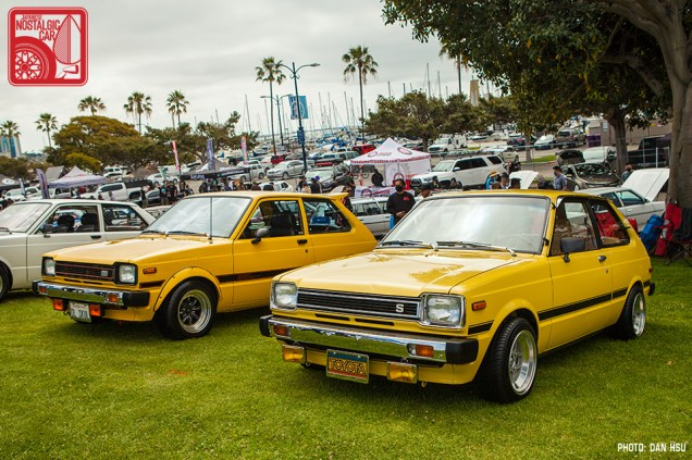 260-8190 Toyota Starlet KP61