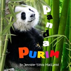 Panda Purim by Jennifer Tzivia MacLeod