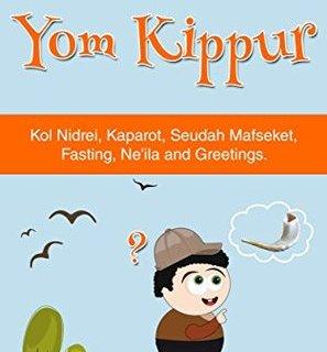 Yom Kippur - For Children by Rachel Mintz