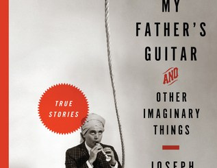 My Father's Guitar & Other Imaginary Things: True Stories by Joseph Skibell