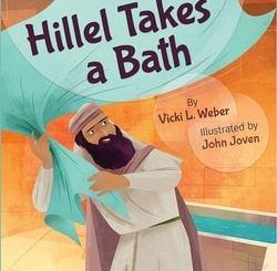 Hillel Takes a Bath by Vicki L. Weber