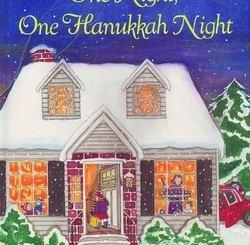 One Night, One Hanukkah Night by Aidel Backman