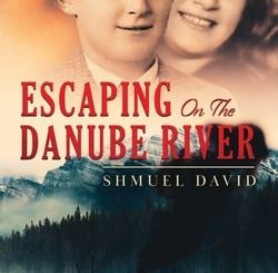 Escaping On The Danube River by Shmuel David