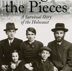 Filling in the Pieces A Survival Story of the Holocaust by Izaak Sturm