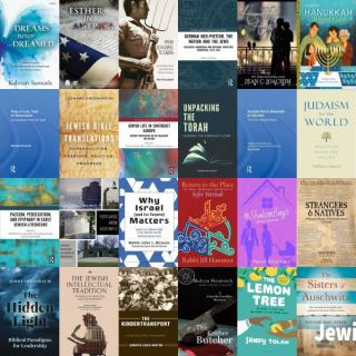 The 49 books posted on JewishBookWorld.org in December 2020