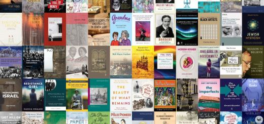 The 59 books posted on JewishBookWorld.org in January 2021