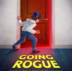 Going Rogue (at Hebrew School) by Casey Breton