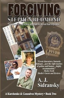 Forgiving Stephen Redmond by A.J. Sidransky