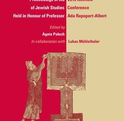 Representing Jewish Thought; Editor: Agata Paluch