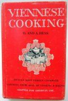 Olga Hess, Adolf Hess, Viennese Cooking (Vienna, 1913)