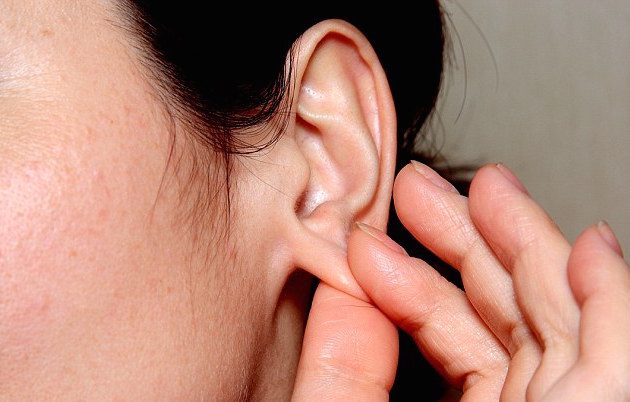 Massage Your Ears, Access Your Entire Body