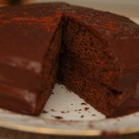 Healthiest Chocolate Cake EVER! - Only 7 ingredients!