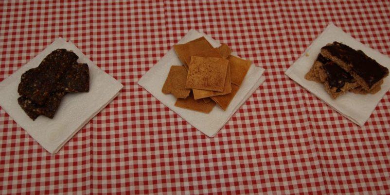 3 Healthy Snack Recipes