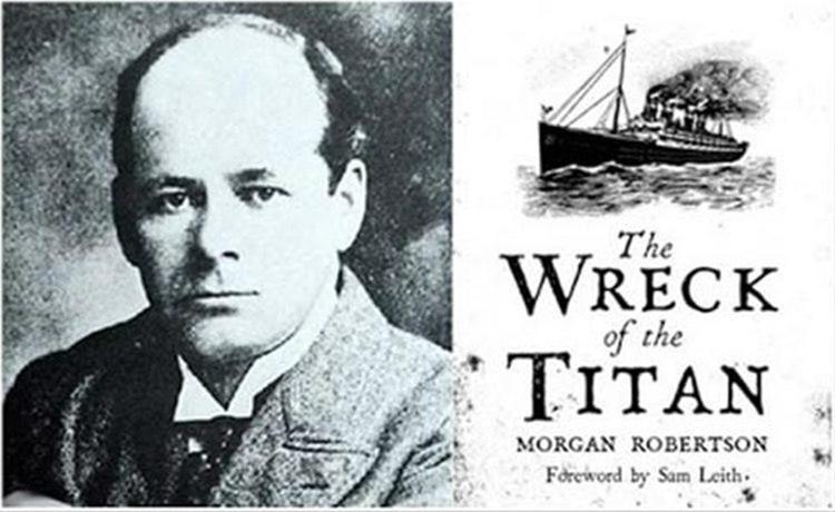 Морган Робертсон және оның «Титаниктің» өлімі белгілі бір дәрежеде болжанған