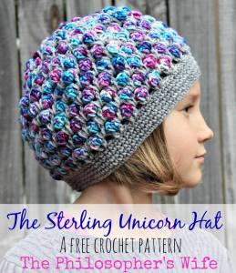 Unicorn Free Crochet Patterns – Krazy Kabbage 3c61966db54